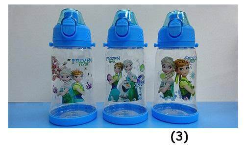 450ML Cartoon Water Bottle Drinking Bottle BPA Free Water Tumbler (BGJAYA)-Frozen