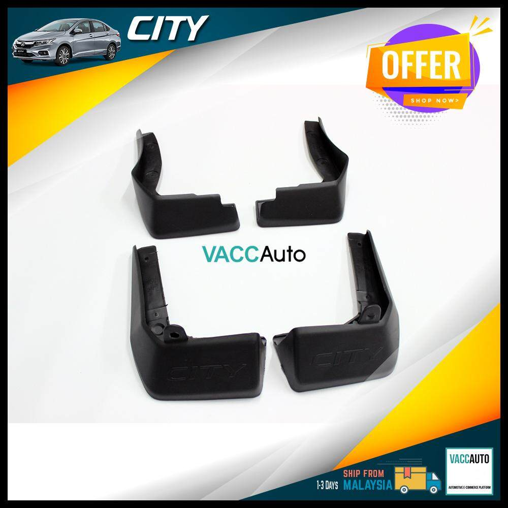 Honda City 2014-2019 Mud Flats / Mudguards