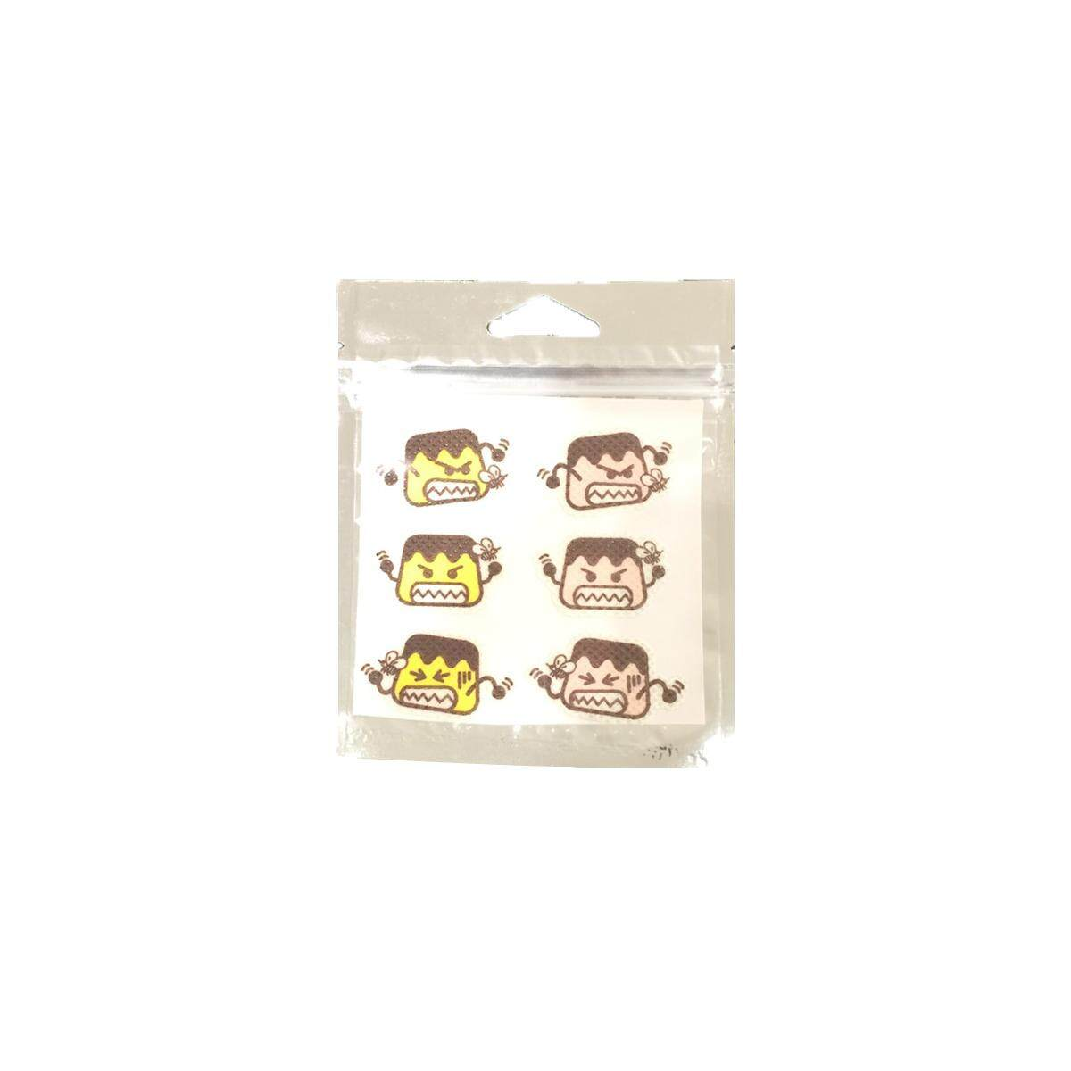Bite Fighter Botanical Mosquito Patch (6 Pcs)