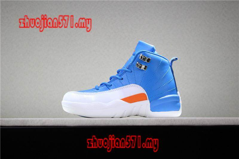 Siêu Giảm Giá Khi Mua Original_Nike_Air_Jordan_12_Retro_Kids_Boys_Girls_Sports_Basketball_Shoes_Sneakers_AAJJ482