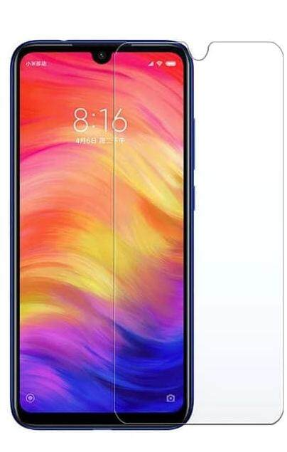 Tempered Glass for Xiaomi Redmi Note 7 - 2.5D Curve Screen Protector [Transparent]