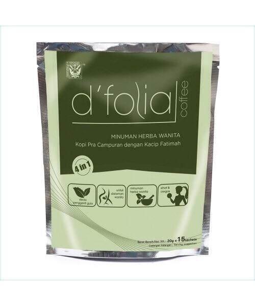 Sendayu Tinggi D'Folia Coffee + Free Gift