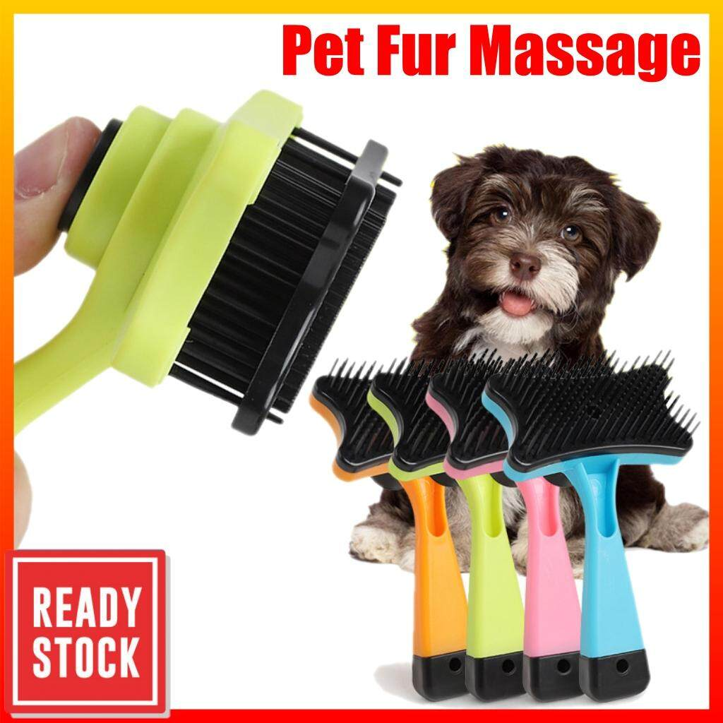 FUR BRUSH(EASY TO COMB,EASY TO CLEAN)CATS & DOGS