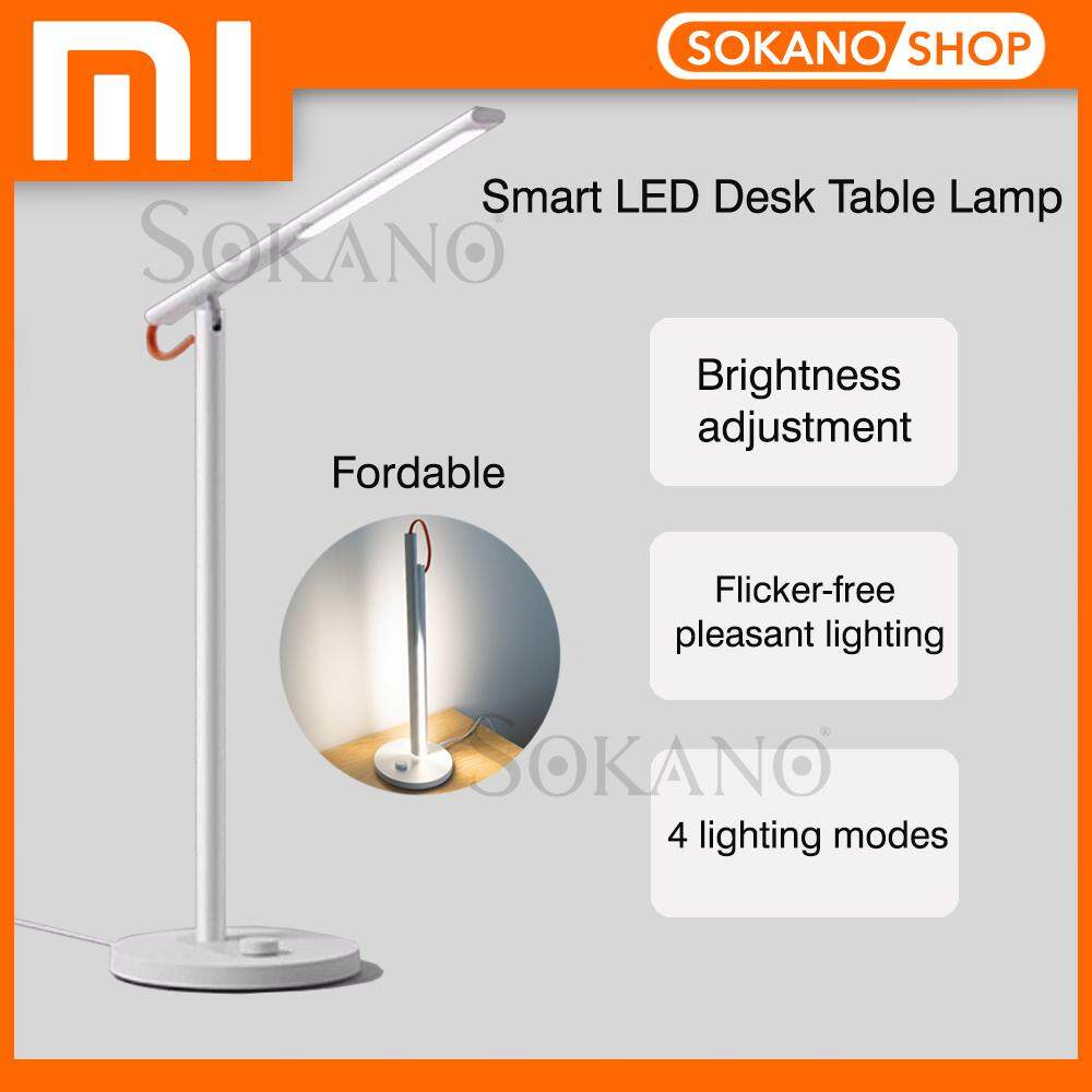 SOKANO Xiaomi Original Mijia Smart LED Desk Table Lamp - English Version