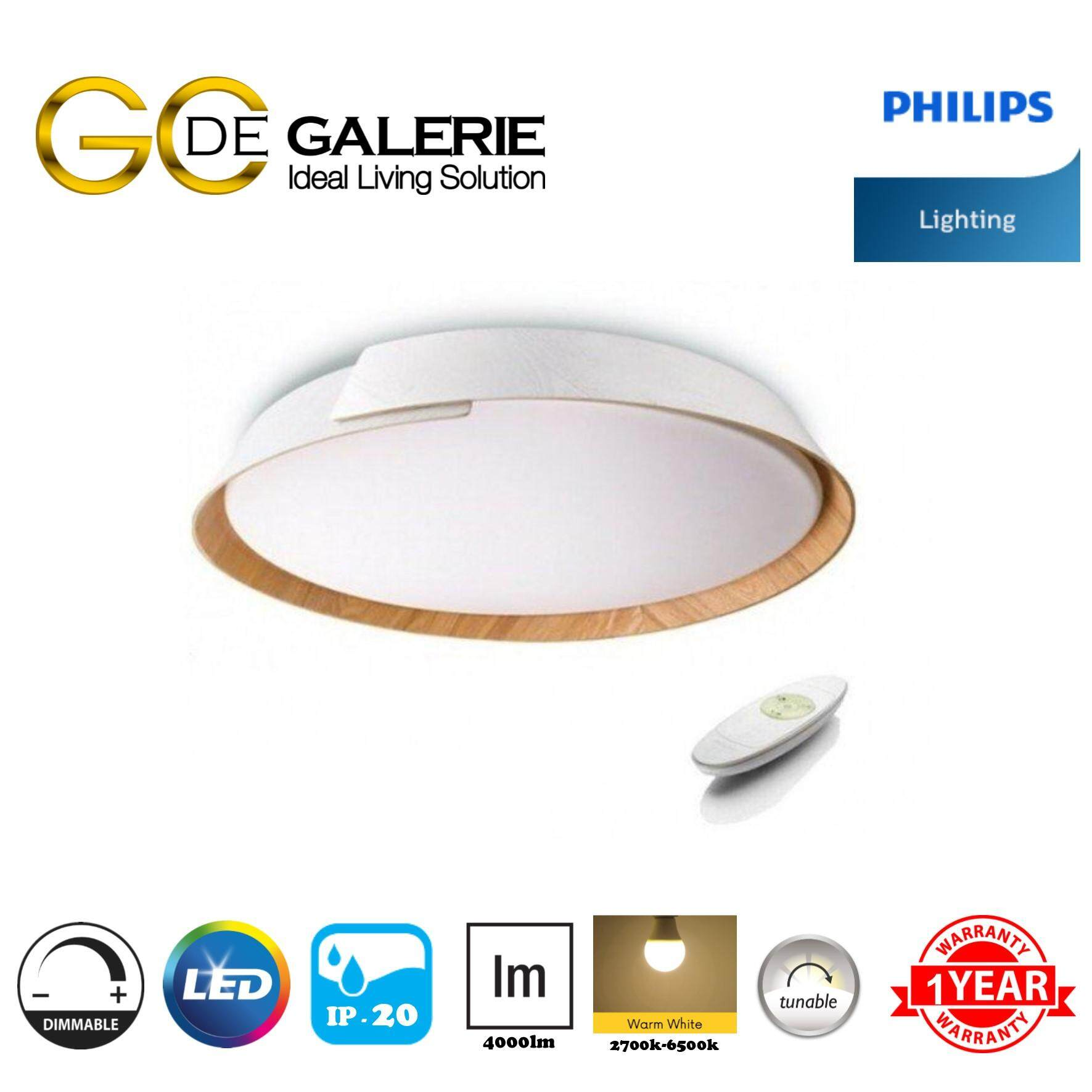 CEILING LIGHT LED PHILIPS 49019 EMBRACE WH