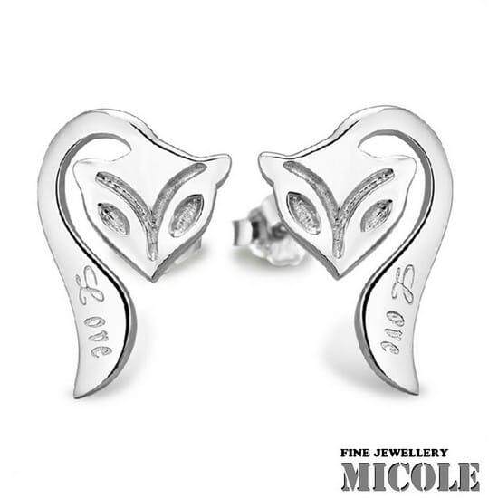 Micole E5003 Korean Style Women Elegant Earrings