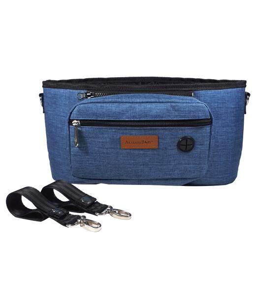 Akarana Baby Multipurpose Stroller Organiser (Blue)