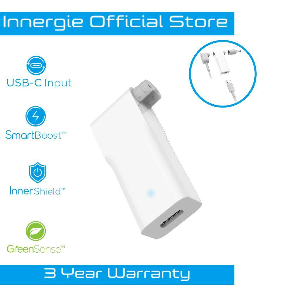 Innergie USB-C Charging Connector 18W~60W USB PD Fast Charger (18W - 60W)