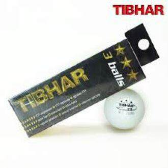 Tibhar 3 Star Table Tennis Ball