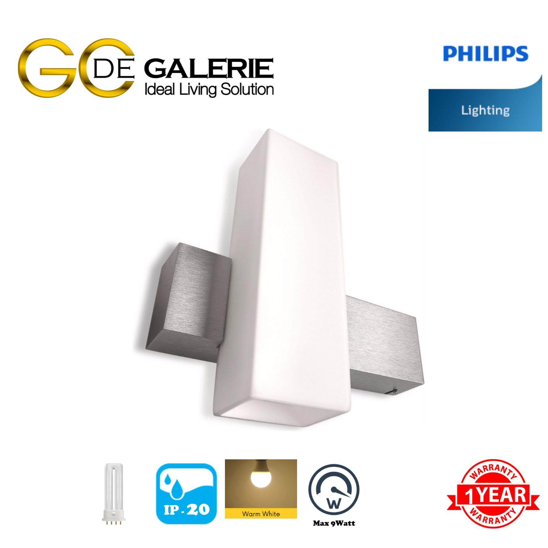 WALL LIGHT PHILIPS 33205/48 FWG311 ALU 1X9W