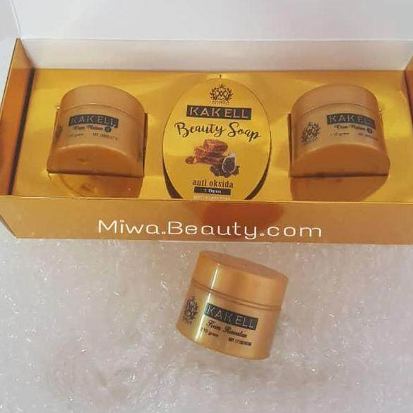 SPECIAL PROMO KAK ELL SKINCARE 3IN1 + DAY TREATMENT [FREE SHIPPING]