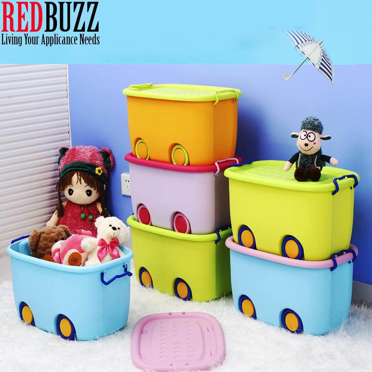 REDBUZZ Multipurpose Toy wheel Storage box Containers