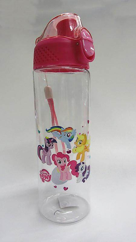 600ML Cartoon Water Bottle Drinking Bottle BPA Free Water Tumbler (BGJAYA)-My Little Pony