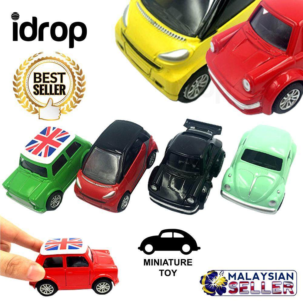 idrop Mixed Retro Modern Car Design Miniature Handcrafted Metallic Collectibles Display Toy -