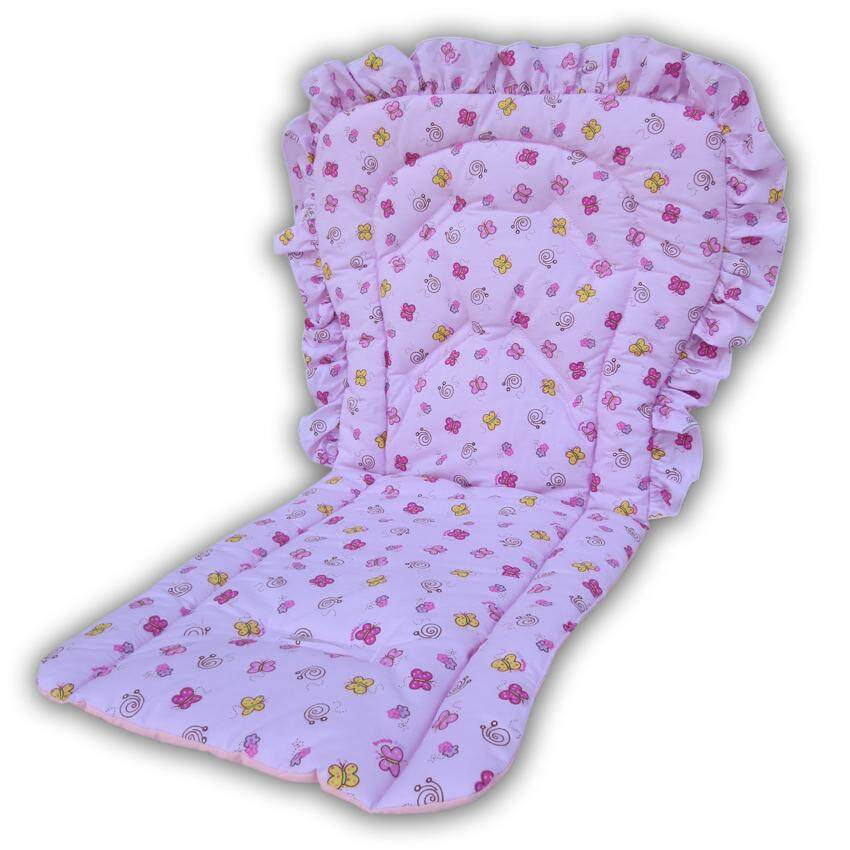 Bumble Bee Stroller Pad (Spring Blossom Time)