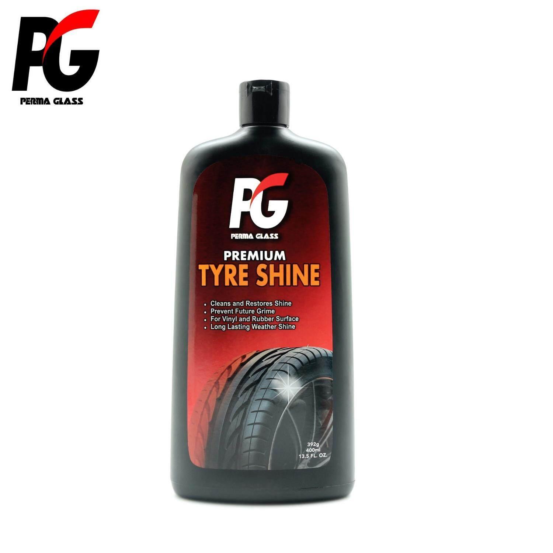 PG Perma Glass Premium Tyre Shine (400ml)