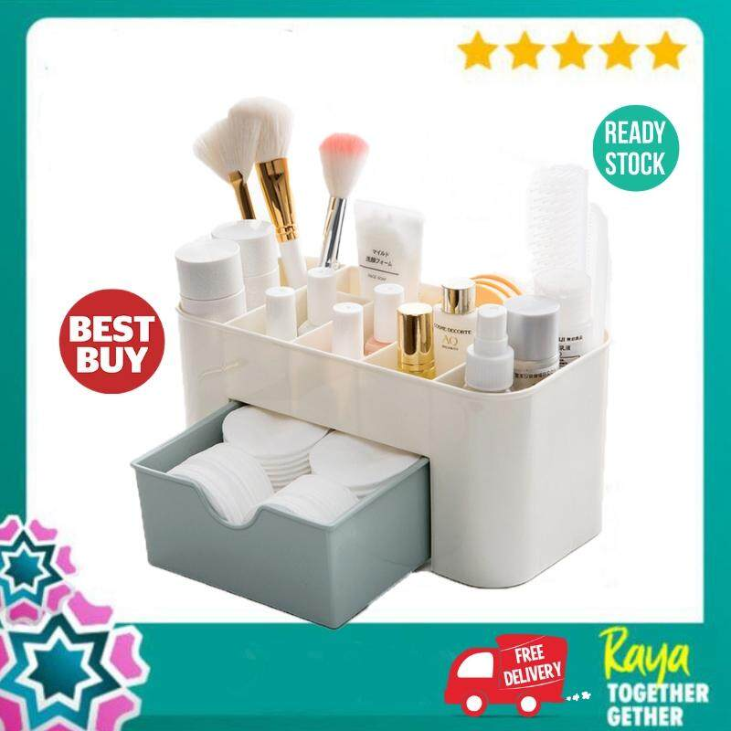 Drawer storage boxes cosmetic makeup brush finish jewelry box Desktop skin cells Dresser