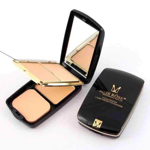 Miss Rose 2 Compact Powder & Foundation