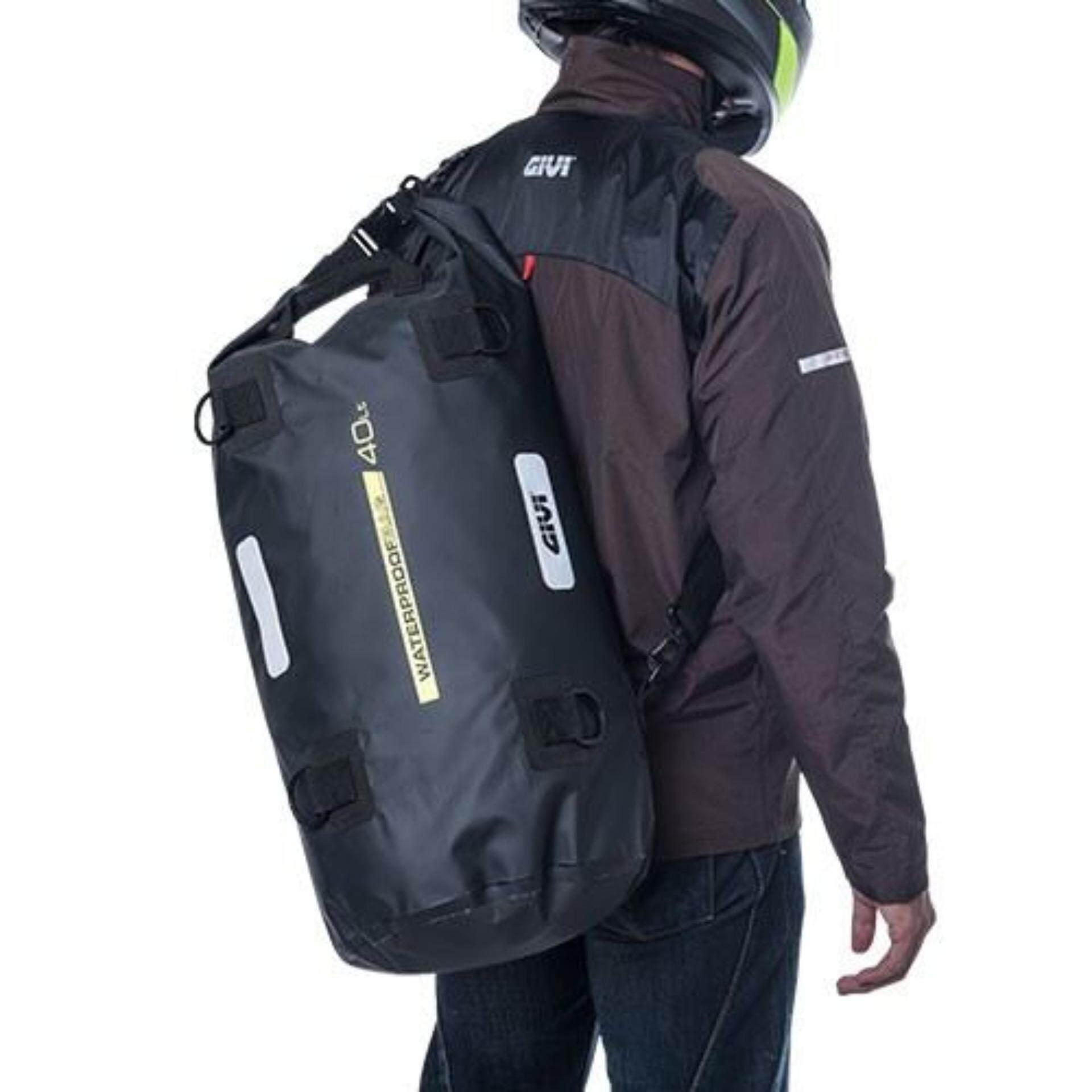 Original Givi PCB01 Waterproof 40 Litre Prime Cargo Bag