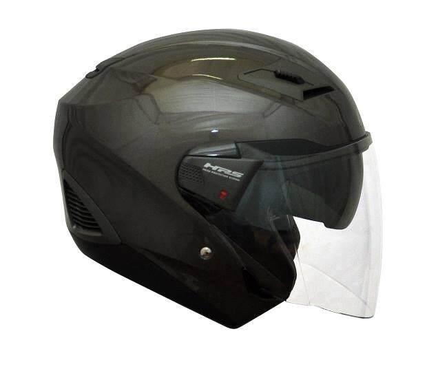 Original GIVI M30.3 D-Visor Gun Metal Motorcycle Helmet