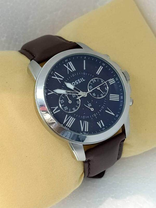 [Authentic] Fossil Watch For Men Jam Tangan Lelaki (Limited Edition) Special Price
