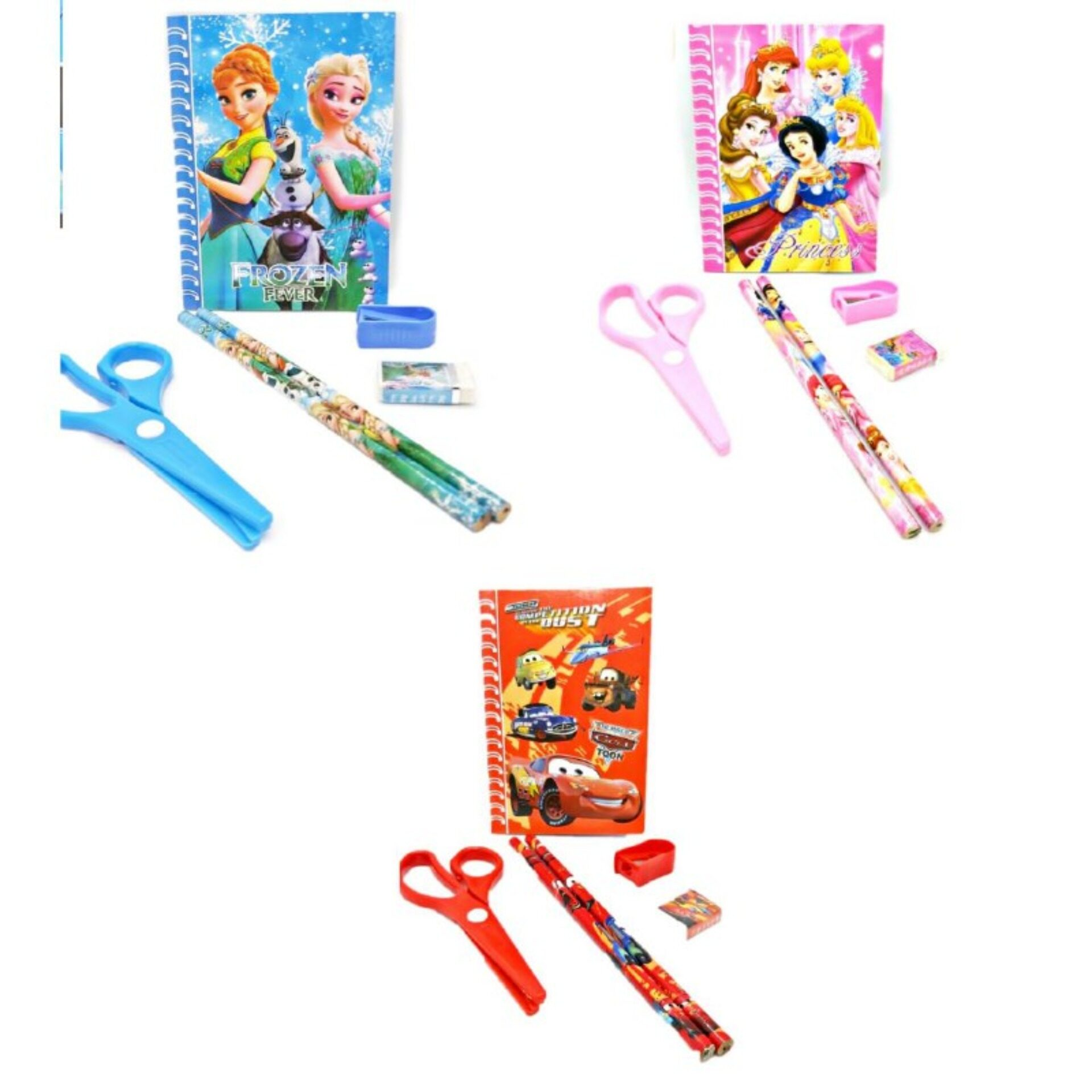 Kids Stationary Set with Notebook