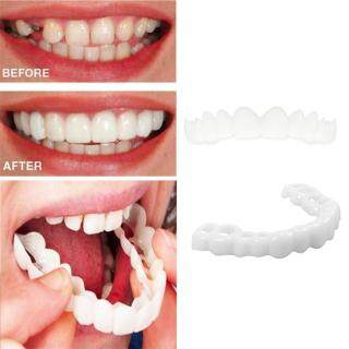 Nụ cười hoàn hảo Thoải mái Vừa vặn Mới trên Flex Phù hợp thoải mái nhất Răng giả Răng trên Răng giả che Răng hàm dưới thumbnail