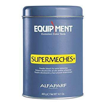 ALFAPARF Supermeches+ Bleaching Powder 400g