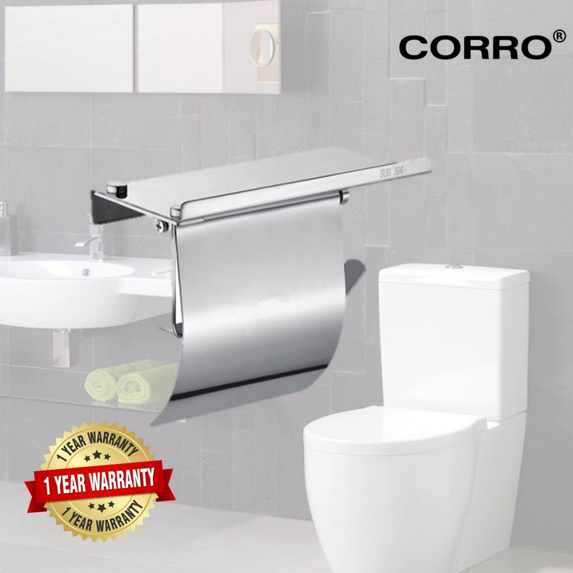 CORRO High Quality SUS304 Stainless Steel Paper Holder