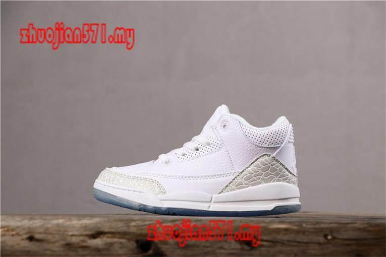 Original_Nike_Air_Jordan_3_Retro_Kids_Boys_Girls_Sports_Basketball_Shoes_Sneakers_AAJJ444 Siêu Khuyến Mại