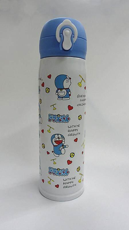 500ML Cartoon 304 Stainless Steel Thermos Flask (BGJAYA)-Doraemon