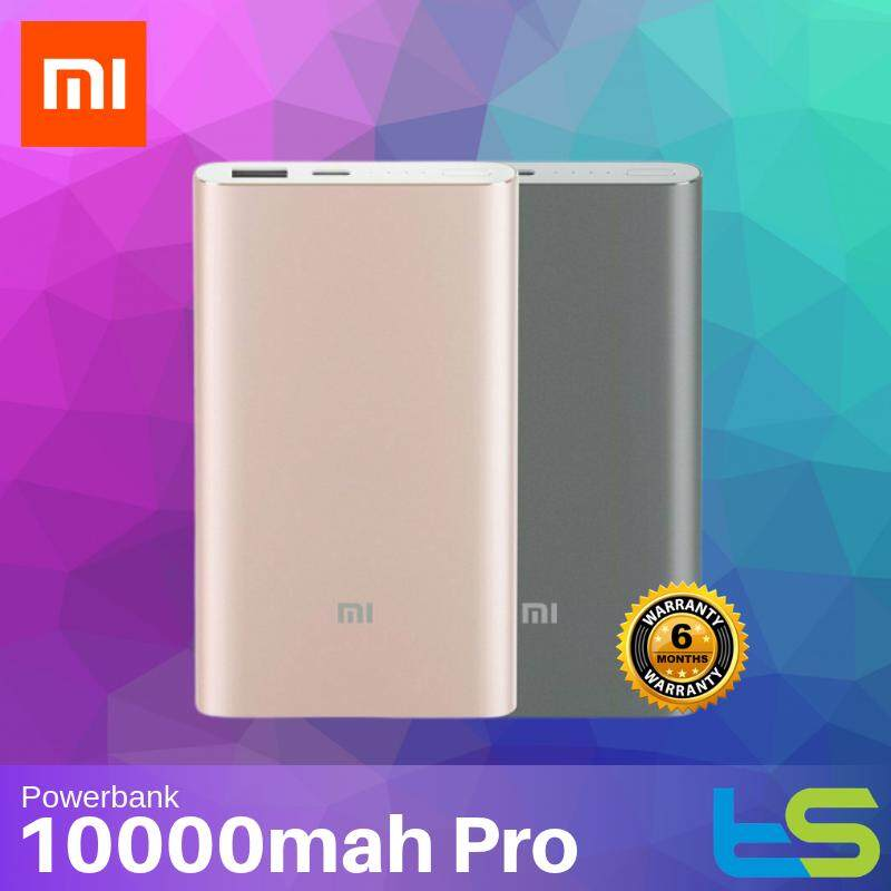 Xiaomi Mi Powerbank Pro 10000mAh Slim USB-C Type-C Fast Power Bank