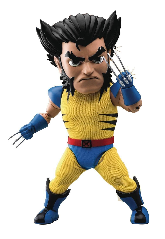 Beast Kingdom Marvel X-Men: Egg Attack Action - Wolverine Special Edition (EAA-066SP) - Mainan Kanak Kanak Lelaki