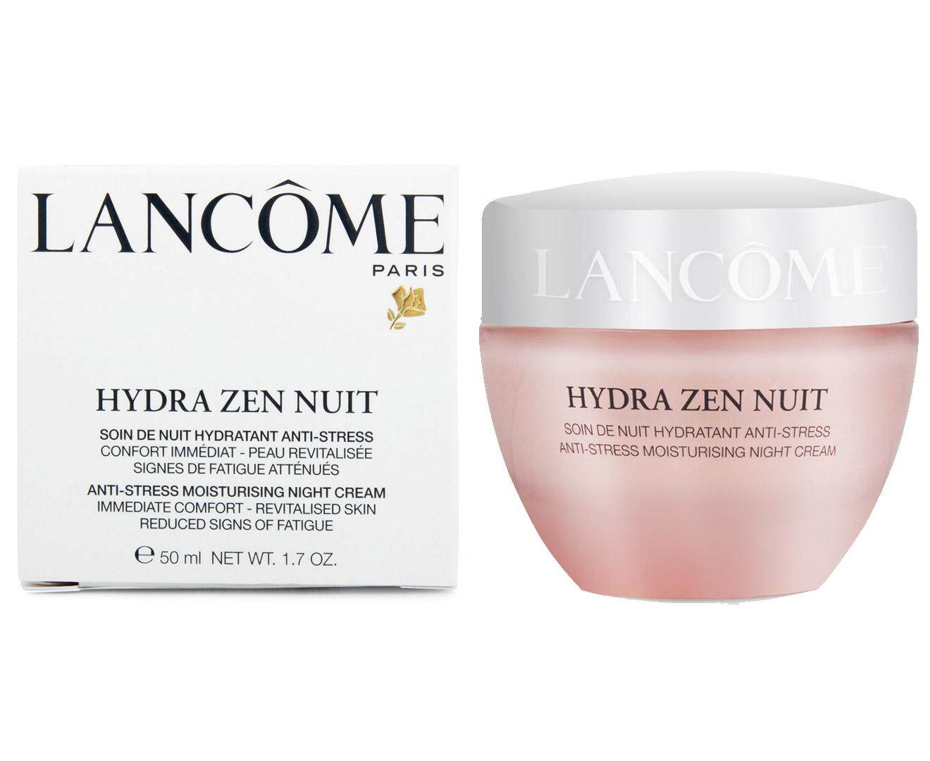 Lancome Hydra Zen Anti-Stress Moisturising Night Cream 50ml