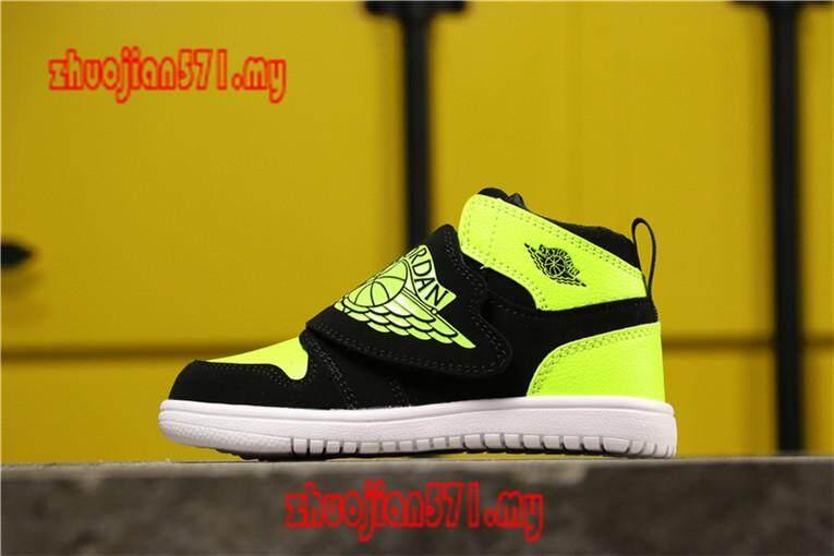 Original_Nike_Air_Jordan_1_Retro_Kids_Boys_Girls_Sports_Basketball_Shoes_Sneakers_AAJJ418 Giảm Cực Khủng