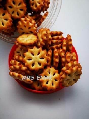Mini Golden Pineappla Jam 500gm (biskut timbang)