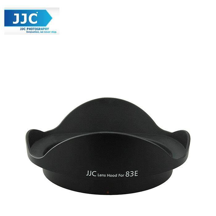 JJC LH-83E Lens Hood for Canon 16-55mm f2.8 USM Lens & 10-22mm EF-S Lens (EW-83E)