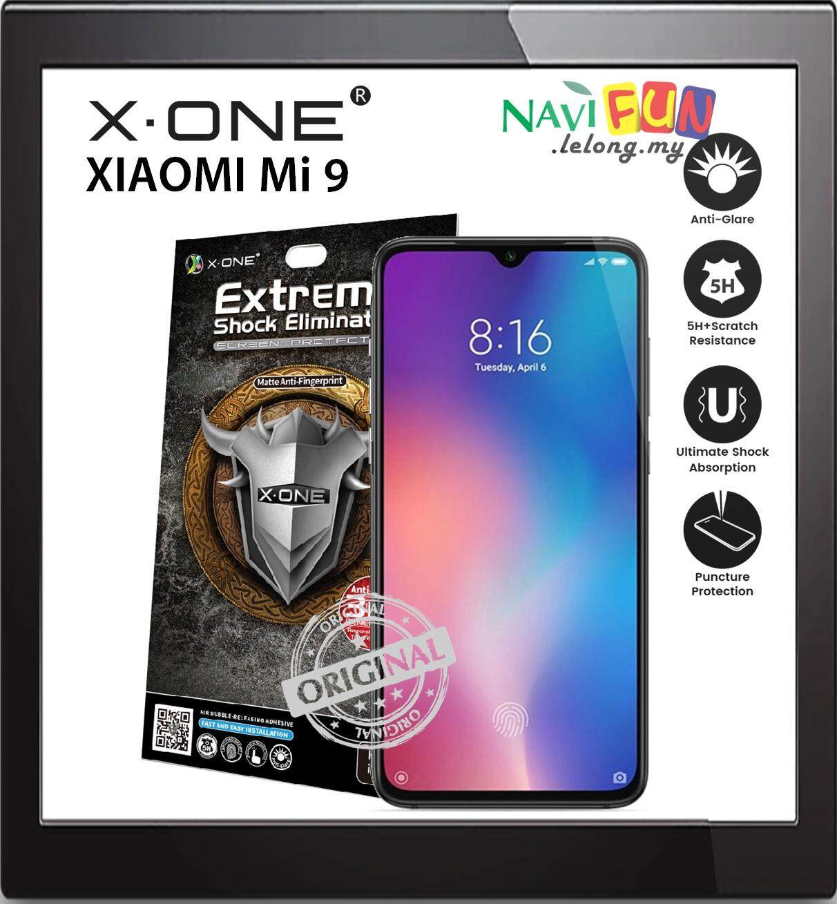 X-One® Extreme Shock Eliminator (Matte Series) Screen Protector Xiaomi Mi 9 Mi9