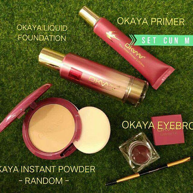 OKAYA COMBO (4 in 1) ORIGINAL with FREE GIFT (DARK)