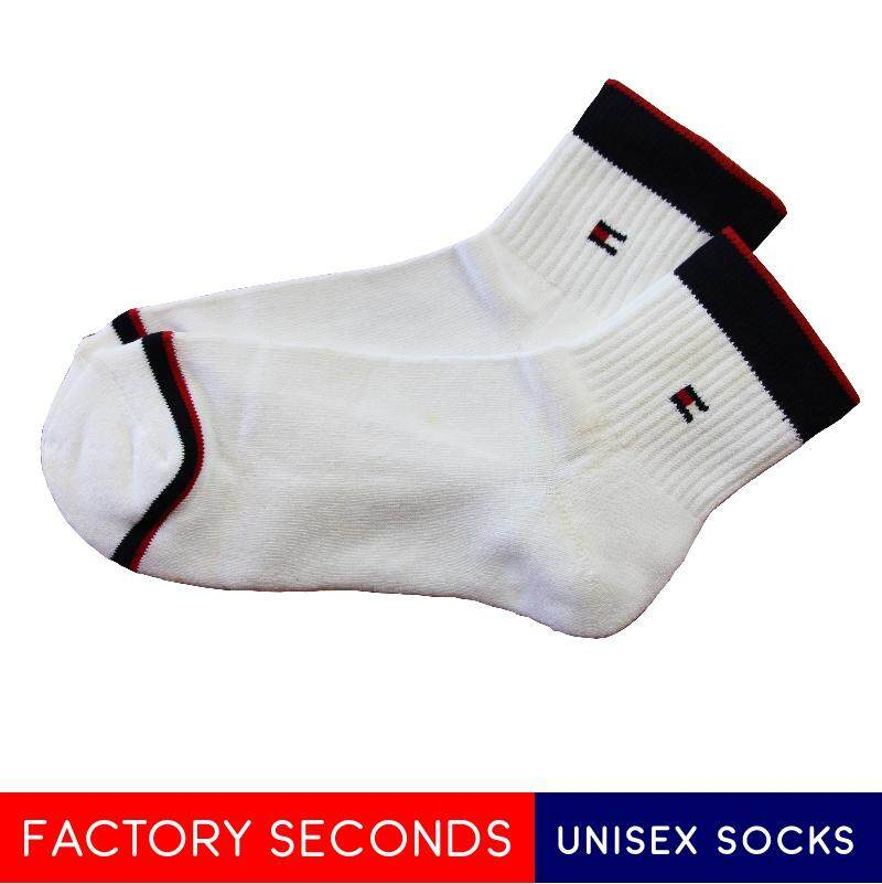 COMFORTABLE SOCKS FACTORY SECOND TMK3-3 WHITE (L SIZE)