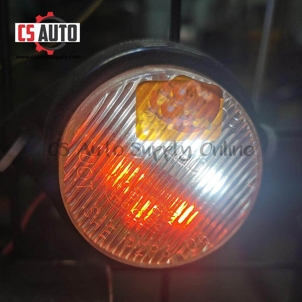 Led 24V Side Lamp Lorry Light Small Roof Lamp White Amber Red Blue Made in Malaysia