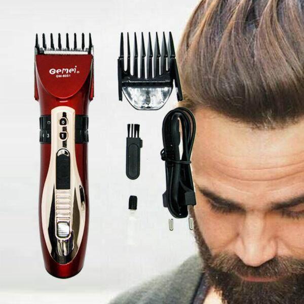 GEMEI Hair And Beard Trimmer GM-6051