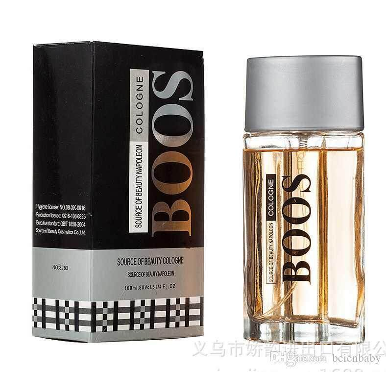 BOOS COLOGNE PERFUME FOR MEN 100ML