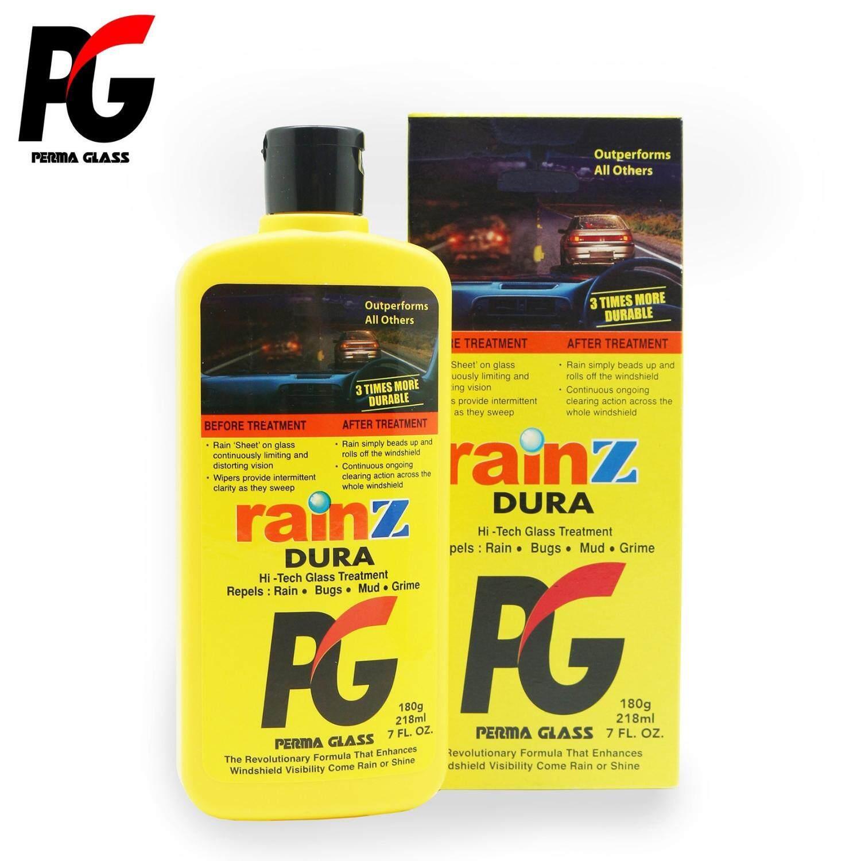 PG PERMA GLASS RAIN Z DURA (218ML) - CAR CARE EXTERIOR