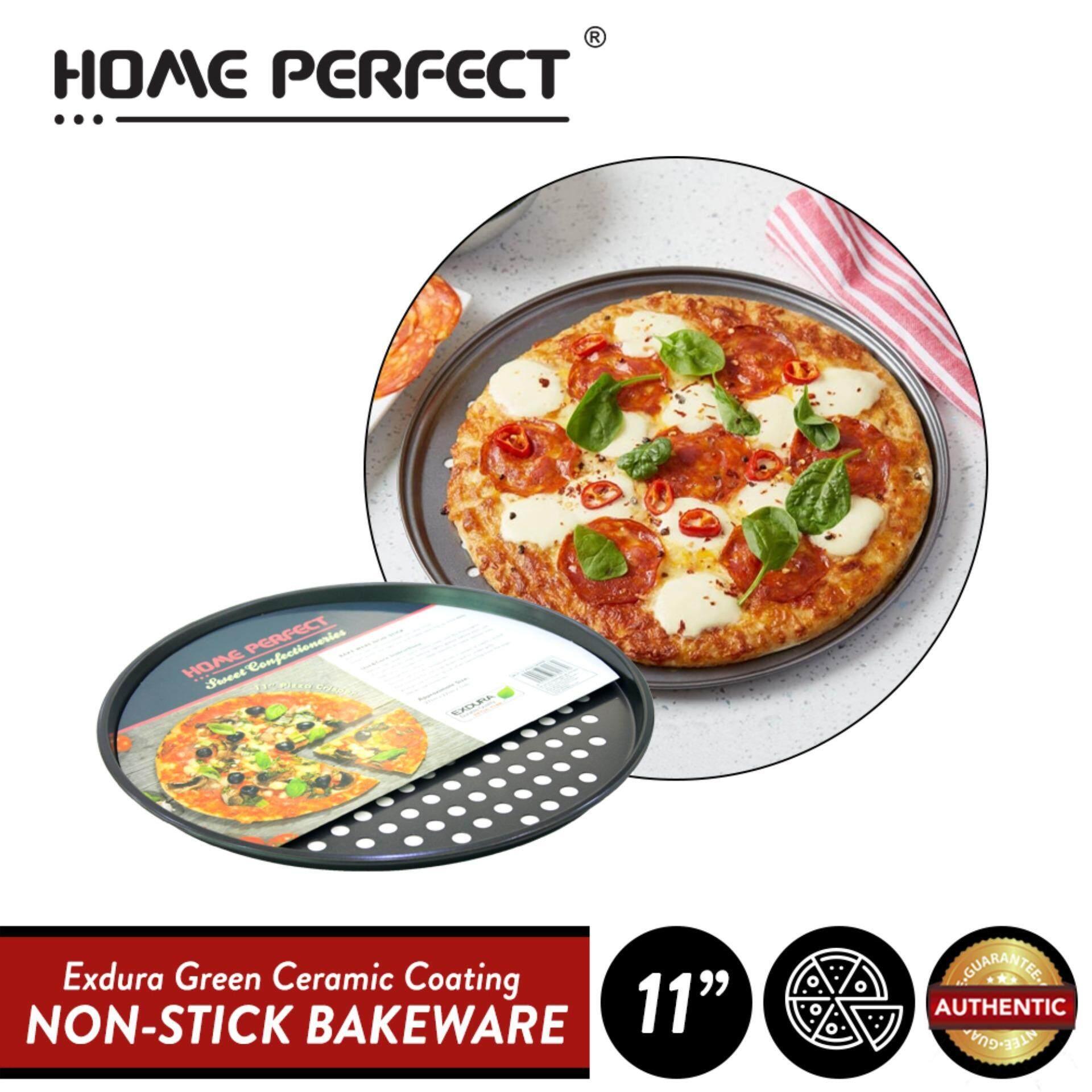 "Elianware x HomePerfect Non Stick Pan (11"") Pizza Crisper"