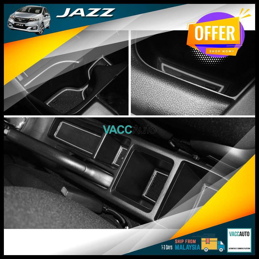 Honda Jazz / Fit 2014-2019 Rubber Mat