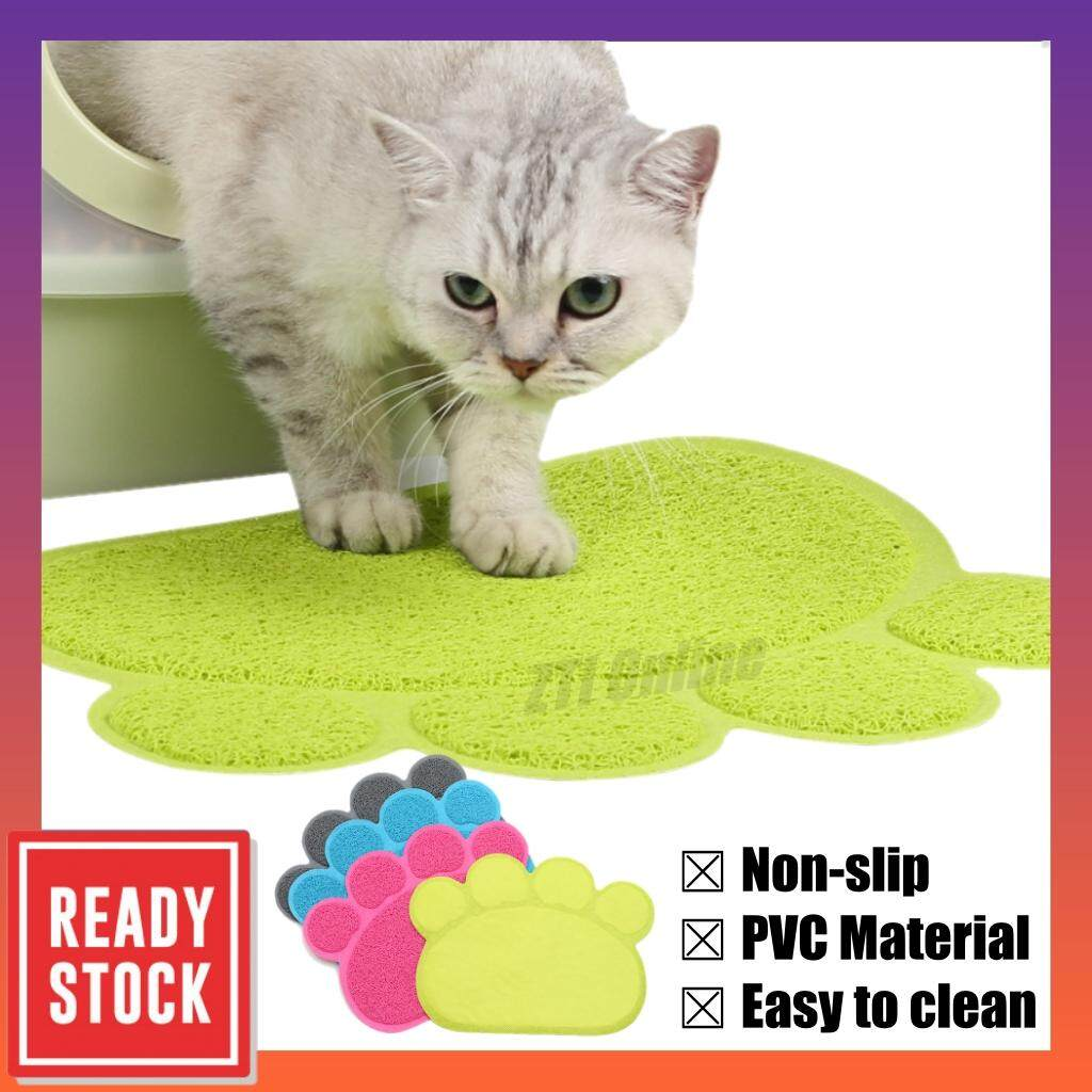 PVC Pet Cat Litter Cleaning Mat (Non-Slip)