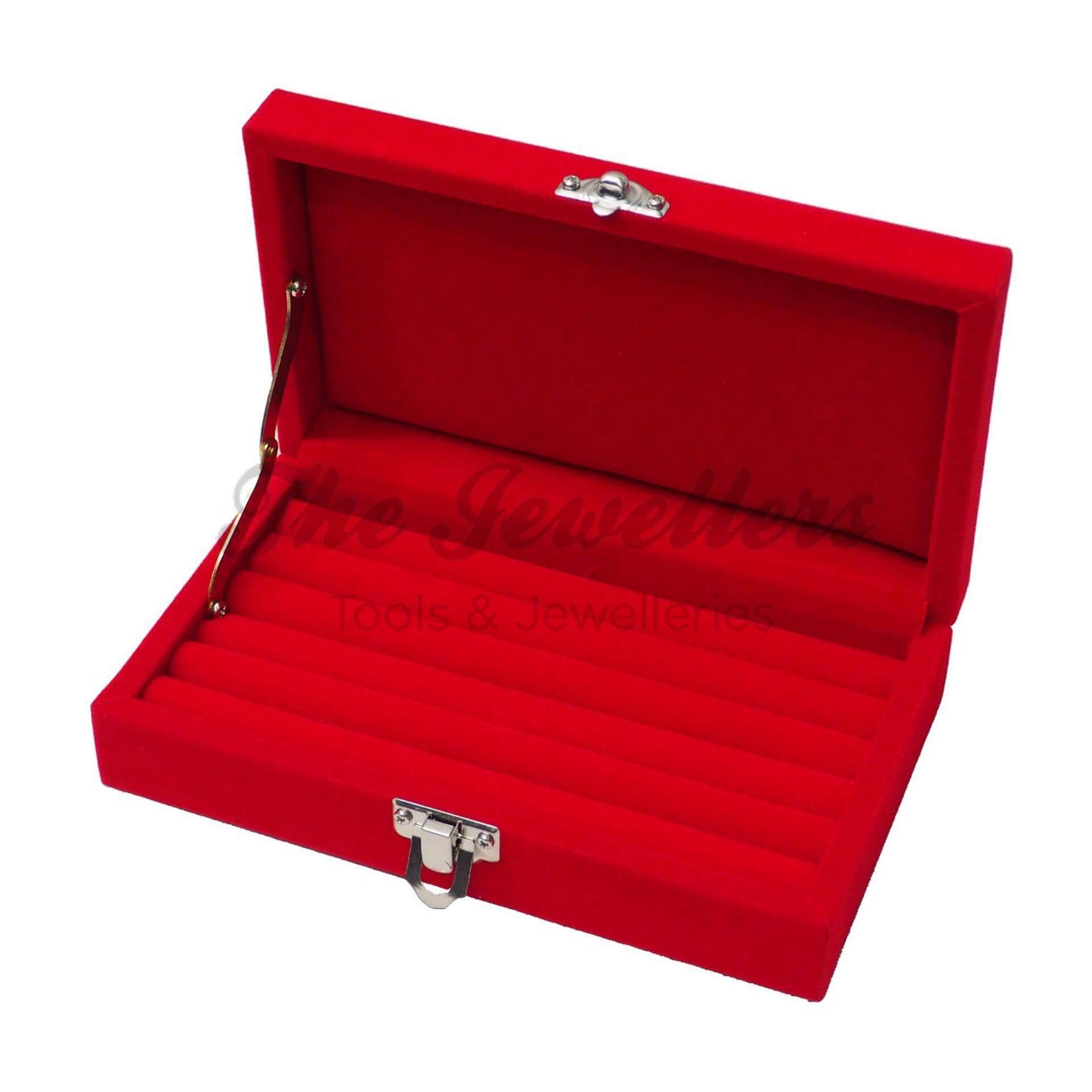 Velvet Ring Box 18cm X 10cm