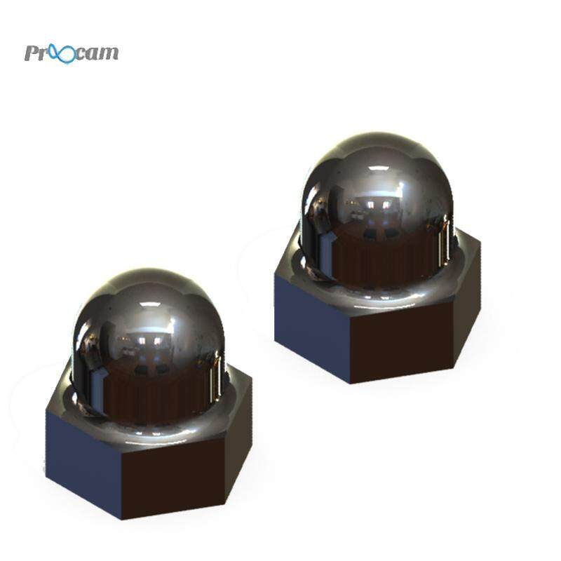 Proocam PRO-F203 Replecenment Acorn Nut for Gopro Screw -2pcs pack
