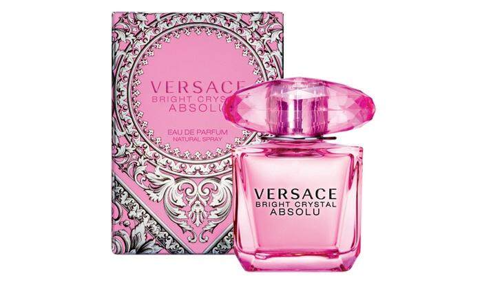VERCAGE BRIGHT CRYSTAL  ABSOLU PERFUME FOR WOMEN 100ML